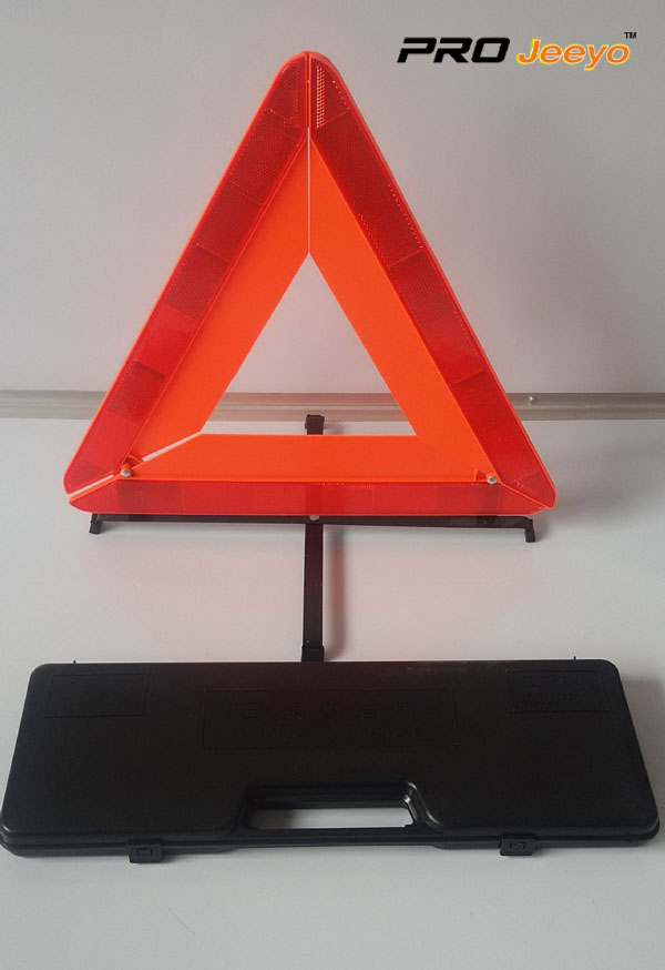 Reflective warning triangle JM-002 6