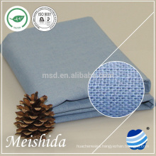 popular washed linen cotton fabric supplier