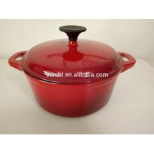 Slap-up Enamel Cheap casserole en fonte