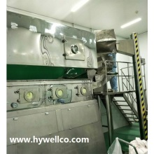 Horizontal Fluid Bed Medicine Drying Machine