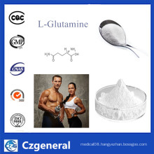 Raw Steroid Powder L-Glutamine CAS 56-85-9 for Sport Nutrition Supplement