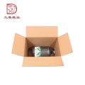 Custom made manufacturers corrugated empty storage carton
