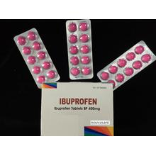 Ibuprofen Tablet BP 400MG