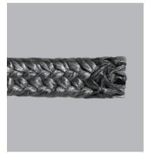 Embalagem de fibra cerâmica com impregnação de grafite
