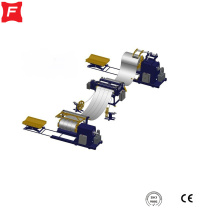 Customized for Uncoiling Slitting Cutting Collecting Uncoiling Slitting Cutting Collecting Line export to Slovenia Manufacturers