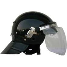 Capacete anti-motim de alta qualidade com visor de PC