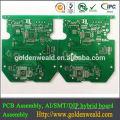 e cig pcb China profissional pcb multicamadas fabricante pcb pin de teste