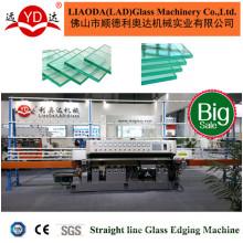 para vidro de 4 a 20mm, rebarbação e polimento Vertical máquina de afiação