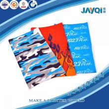 Polyester Neck Warmer Seamless Tube Multifunctional Bandana