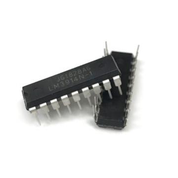 LED Lighting Driver DOT/Bar Display DVR Lm3914n-1