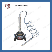 Cast steel Self-reliance type temperature control valve