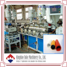 PE Aluminium Plastic Compound Pipe Extruder Machine