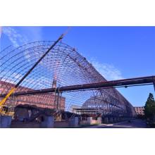 Prefab große Spannweite Stahlrahmen Maschinenbau