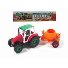 Lustige Kinder Kunststoff Reibung Bauer Auto Spielzeug zum Verkauf (10199358)