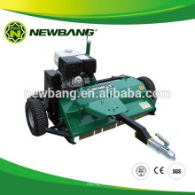 ATV mowing machine