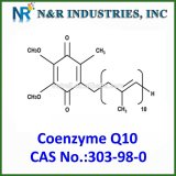 GMP certificate fat soluble coenzyme q10 (CAS: 303-98-0)