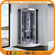Cabine de chuveiro do setor da bandeja de 15cm (ADL-8320)