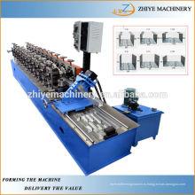 Холодная формовочная машина для металлической фермы