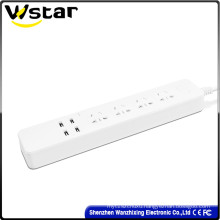 Switch Industrial Socket 250V 10A
