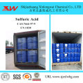 Battery Grade Sufuric Acid Sulfuric Acid 32% -50%