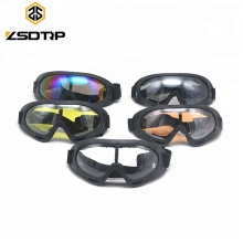 Colorful Universal Motorcycle Windproof Off Road Helmets Goggle Motocross Helmet Outdoor Sport Skiing Riding Glasses Goggles