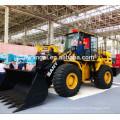 Alta configuración SANY 5T SYL956H5 cargadora de ruedas con el mejor precio