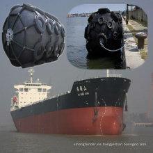 Usando para barcaza y Tug Yokohama guardabarros de goma