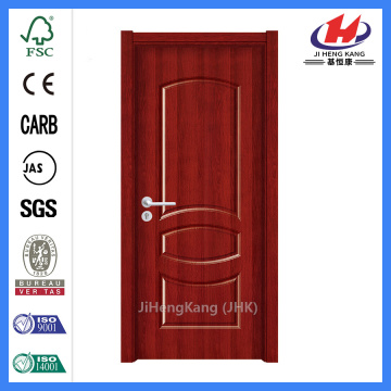 JHK-MD12 Red melamine mdf door sheet