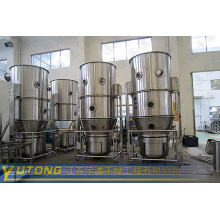 Vertical Fluidized Granulator for Foodstuff Industry