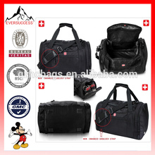 Bolsa de deporte de gimnasia de viaje Kit de equipaje de cabina de barril Holdall (ES-H050)