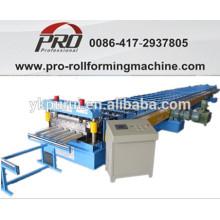 Die meistverkaufte Bodenbelag-Walzenformmaschine