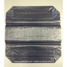 PP Woven Block Bottom Valve Bag for Silicon Carbide