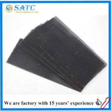 top quality mesh screen for grinding of metal surface