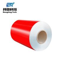 Bobina de aluminio de alta calidad para la bobina de aluminio revestida del color de publicidad