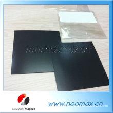 Gummi-Magnetplatten