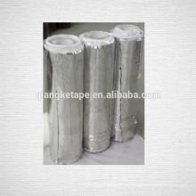 cinta impermeable de papel de aluminio