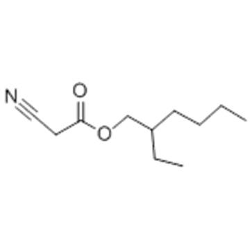 2-Ethylhexyl cyanoacetate CAS 13361-34-7