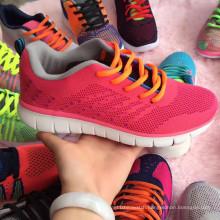 Women Flyknit Student Woven Sports Sneaker Footwear Shoe