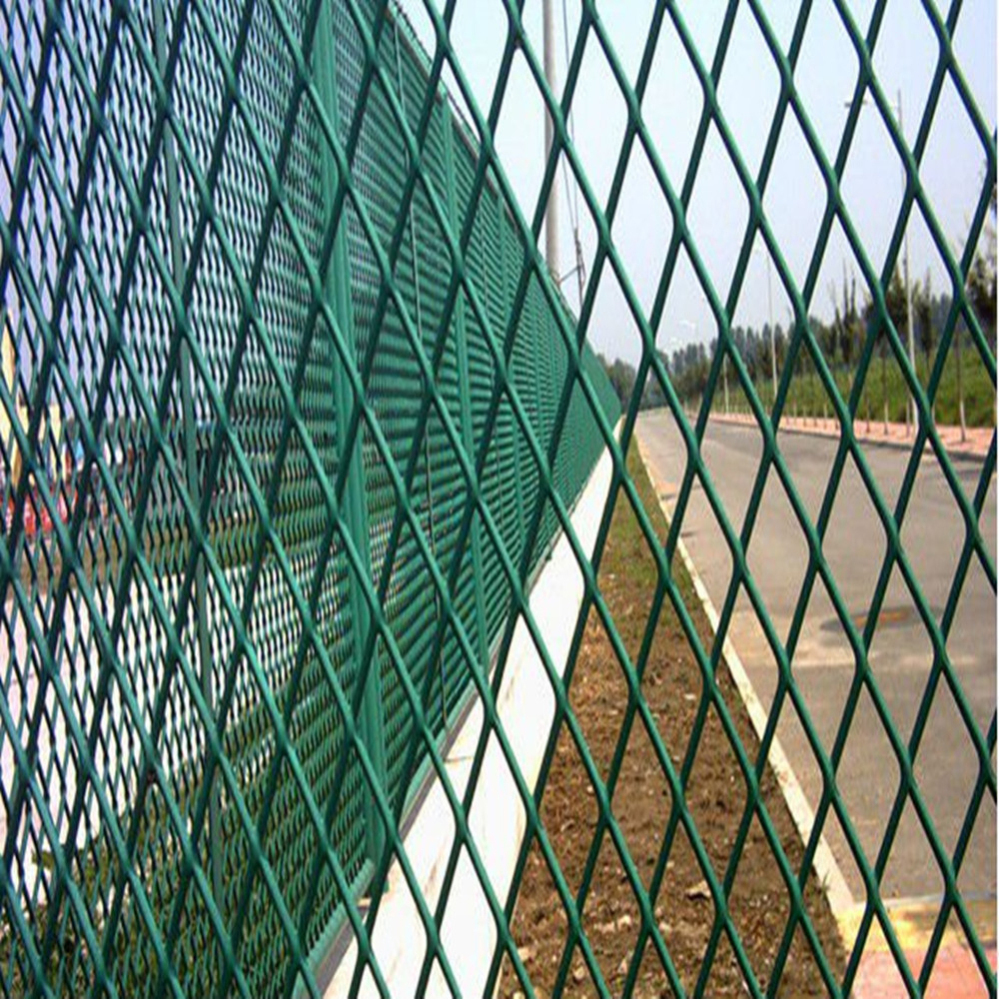 Painted Expanded Metal Mesh13