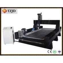 Máquina de gravura do cilindro do CNC do router do CNC do eixo de 4 eixos
