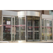Supply simple automatic revolving door system(2 wings)