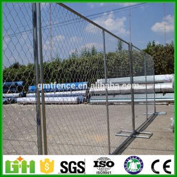 Hot Sale America chain link Esgrima temporário para construção