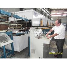 alta calidad panel sandwich línea/pu sandwich maker/pu panel maquinaria