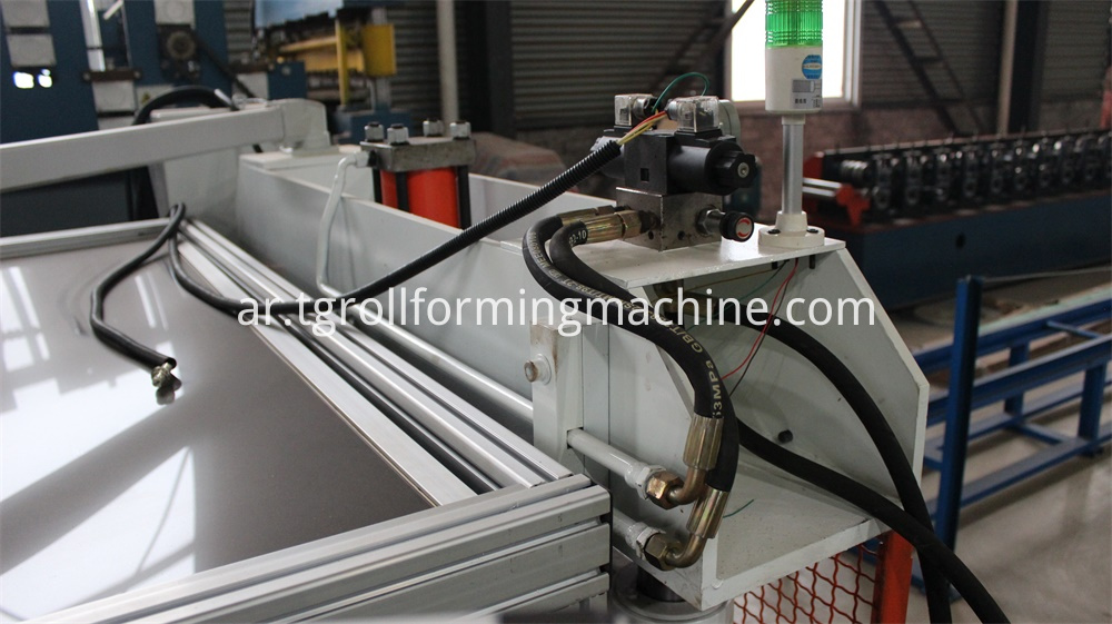 Expanded Mesh Production Line