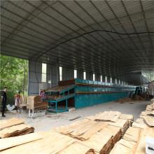 Neuer Holz-Heizluft-Furnier-Rolltrockner