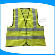2 horizontal and 2 vertical cheap reflective gilet