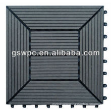 Outdoor waterproof WPC Decking WPC DIY Flooring