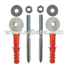 Basin Screw Set