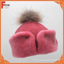 Sheepskin-Hut-Gewinner Trapper-Hut Scheren Schaffell-Hut-Gewinner Trapper-Hut
