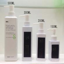 Bouteille cosmétique de shampooing de bouteille d'animal familier de 150ml 200ml 300ml 50mml